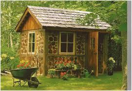 backyards compact wood outdoor storage shed hybrid cedar garden
