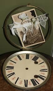 steampunk home decor diy steampunk home decor clock face catch all bohemianromance