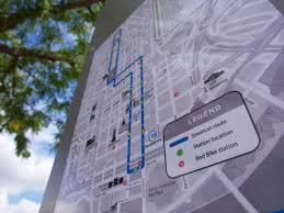 Cardinal Greenway Map Transportation U2014 Urbancincy