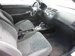2001 honda civic ex interior 2001 honda civic ex 2dr coupe in tempe az curry s cars