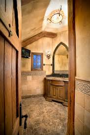 Tuscan Homes by Incredible Old World Tuscan Ramsey Building New Home