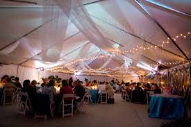 outdoor wedding venues san diego tent receptions paradise falls weddings