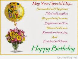 short birthday quotes and messages