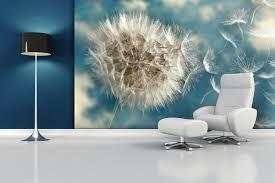 Fototapete Schlafzimmer Braun Fototapete Dandelion Seed Weitere Größen Und Materialien Wählbar
