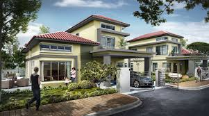 attractive latest design of bungalow house 2