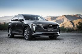 mazda new model all new cx 9 three row midsize crossover suv inside mazda