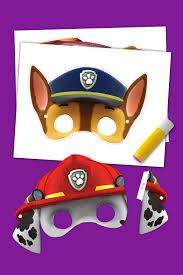 5 paw patrol halloween printables nickelodeon parents