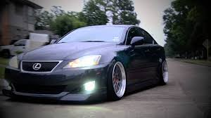 black lexus 2008 lexus is250 static vip youtube