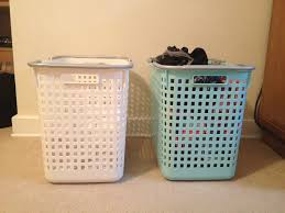 double laundry hamper with lid corner laundry hamper double sorter u2014 sierra laundry corner