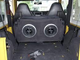 jeep wrangler speaker box seat subwoofer box jeep search jeep wish