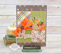 handmade thanksgiving card st scrapbook expo