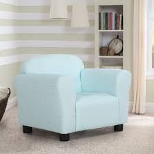 costway white kids sofa armrest chair couch lounge children