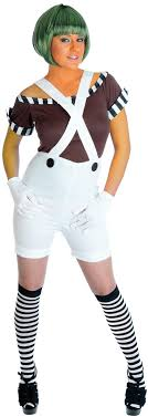 oompa loompa costume oompa loompa factory worker costume all costumes