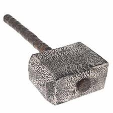 amazon com constructive playthings thor s hammer toys games