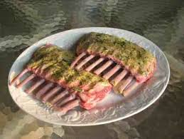 grilled rack of lamb grilling companion