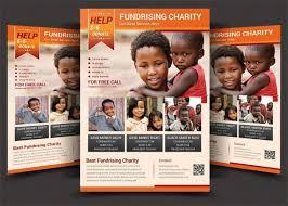 donation flyer template eliolera com