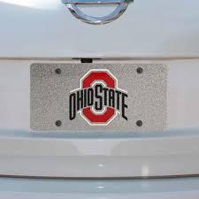 ohio alumni license plate frame ohio state buckeyes license plate buckeyes license plate frames