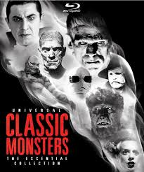 amazon com universal classic monsters the essential collection