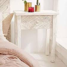 carved wood nightstand products bookmarks design inspiration