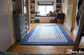 Entryway Rugs For Hardwood Floors Diy Unfinished Wide Pine Floors U0026 Review Lehman Lane
