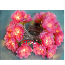 Novelty String Lights by Aliexpress Com Buy Novelty 2m 20 Led Flower Lights Fairy Lights
