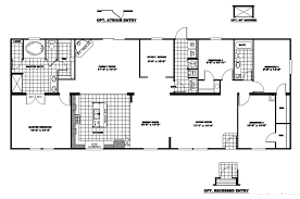 Mobile Home Floor Plans by Stunning Clayton Mobile Home Floor Plans 30 Photos Uber Home