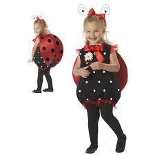 ladybug halloween costume amazon com lil lady bug toddler costume baby 18 24 toys u0026 games