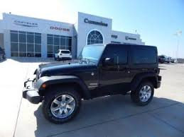 jeep wrangler oklahoma city used jeep wrangler for sale in oklahoma city ok 73163 bestride com