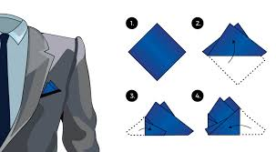 pocket folds how to fold a pocket squares tie a tie net
