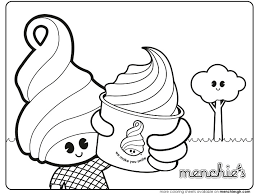 coloring sheets menchie u0027s granada hills