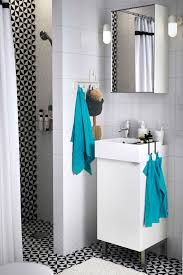 Small Bathroom Cabinets Storage Small Bathroom Space Not A Problem With The Lillangen Bathroom