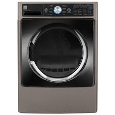 kenmore elite 81583 7 4 cu ft front load electric dryer w steam