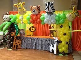 safari decorations safari balloons decorations choices of safari decorations home