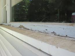 How To Tile A Kitchen Window Sill How To Prep Windows For Painting How Tos Diy