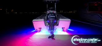 installing led lights on boat 85823 boat parts white led boat lights kit waterproof pod bright led