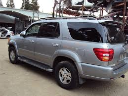 2000 toyota sequoia 2002 toyota sequoia suv limited model 4 7l v8 at 2wd color silver