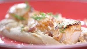 tf1 recettes cuisine laurent mariotte recette de noix de jacques et purée aux marrons petits