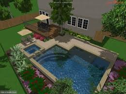 small inground pools for small yards austin igp spa build