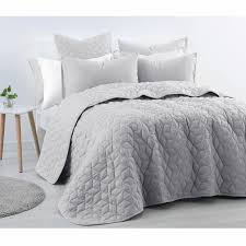 cotton coverlet dove grey by accessorize