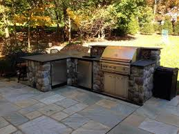 Backyard Kitchen Design Ideas Outdoor Kitchen U0026 Bbq Design U0026 Installation Bergen County Nj