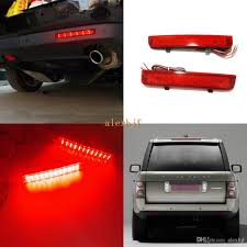 range rover rear 2018 july king 200 mm 32 mm led brake lights led rear bumper fog