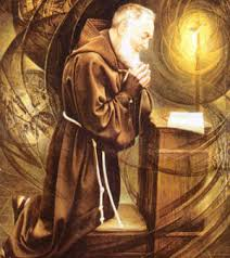 a prayer of st padre pio after communion