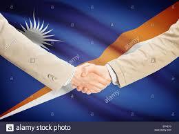 Marshallese Flag Marshallese Island Marshall Islander Stockfotos U0026 Marshallese