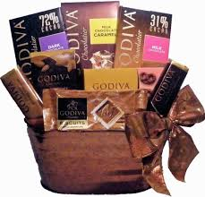 gourmet food gift baskets chocolate delights godiva gourmet food gift basket delight
