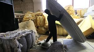 massachusetts wants more mattresses recycled the boston globe