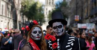 halloween in mexico these amazing street festivals will inspire you to travel