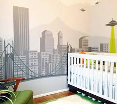modern nursery trend watch travel inspired disney baby