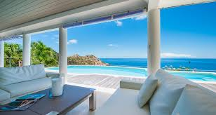 St Barts Map Location by Gouverneur View Our Villas Sibarth