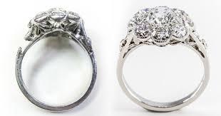 wedding ring repair jewelry repair and restoration green lake jewelry works