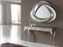 Entryway Accent Table Silver Entryway Table Oyun Design